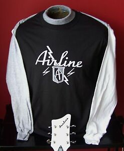Airline Long Sleeve T-shirt S - Xl Aye9igae-07182752-768584659