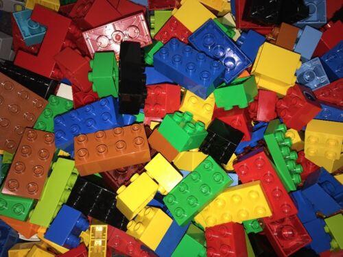 Lego Duplo Mix Lot Of 228 Pcs Of Lego Bricks Blocks