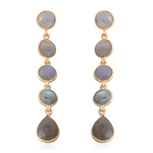 Labradorite-Dangle-Drop-Earrings-Vermeil-Yellow-Gold-Over-925-Sterling-Silver