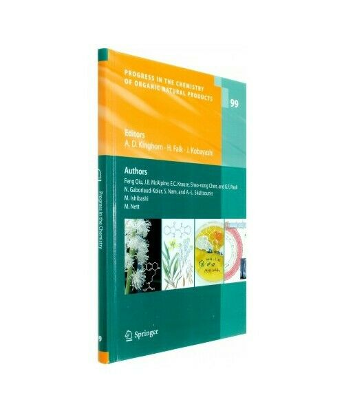 """Progress in the Chemistry of Organic Natural Products 99"""