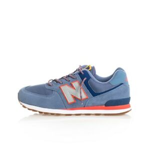 new balance bambino rosse blu