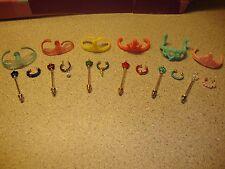 ❤️Littlest Pet Shop❤️ Fairy Princess Magic Wand, Tiara, & Necklace ~Random 3 Pc