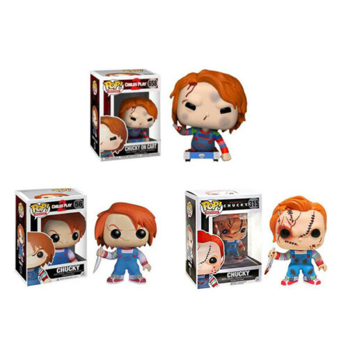 FUNKO POP Child/'s Play 2 Chucky Action Figure Horror Movie Vinyl Limited Edition