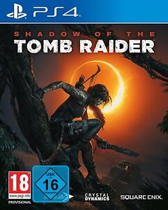 SHADOW-of-the-Tomb-Raider-ps4-NUOVO-amp-OVP-uncut-spedizione-lampo