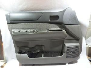 Nissan-Patrol-GR-Y61-97-13-2-8-SWB-LH-NSF-door-card-speaker-cover-map-net
