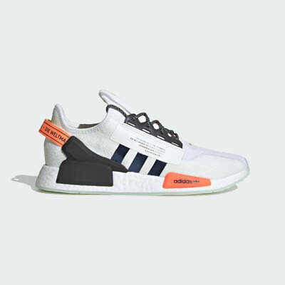 adidas shoes nmd white and black