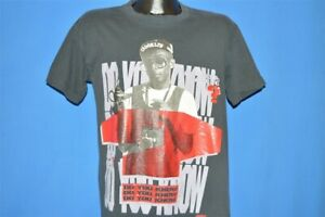 52f9e06e7e192e vintage 90s NIKE SPIKE LEE DO YOU KNOW   MARS BLACKMON AIR JORDAN t ...