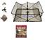 Krebskorb-Krebsreuse-Plattfischkorb-fish-cray-trap-Koeder-Korb-haken-Schnur-Harib Indexbild 2
