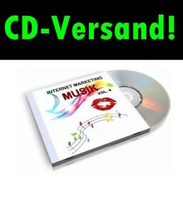 CD-Versand-Internet-Marketing-V4-Musik-100-MP3s-fuer-YOUTUBE-Videos-Slide-Shows