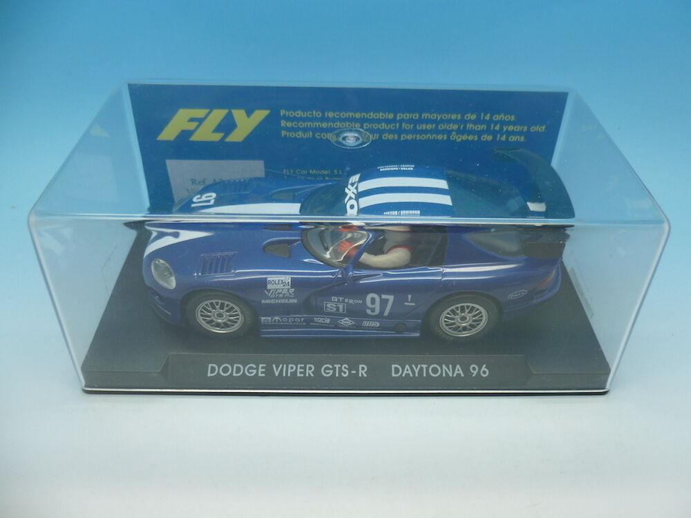Fly Viper blue, Daytona 96, Ref A2