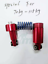 Suspension-Monorim-T-0S-V2-100-ORIGINAL-Xiaomi-Mijia-M365-M365-PRO-amortiguador miniatura 9