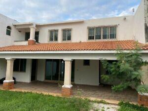 Casa en renta en Emiliano Zapata Norte, en Mérida.