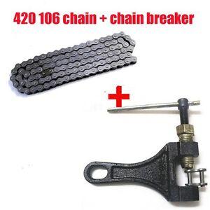 420-106-Links-Chain-ATV-QUAD-Bike-Gokart-Buggy-Dirt-Pit-trail-Chain-Breaker