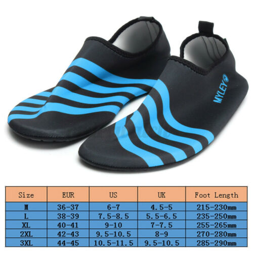 Adults Kids Water Shoes Socks Diving Socks Pool Beach Swim Non-Slip On Surf
