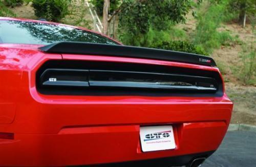 Center Panel 3pc Kit 2008-2014 Dodge Challenger Smoke GTS Tail Light Covers