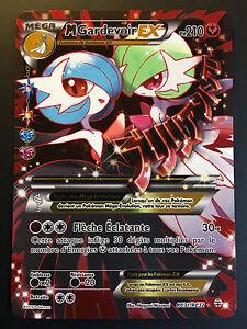 carte pokemon ex ultra rare Pokemon Card M.Gardevoir RC31/RC32 Ultra Rare Mega Ex XY French