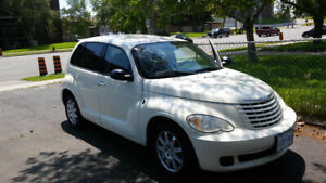 Chrysler PT cruiser 2008 in excellent condition