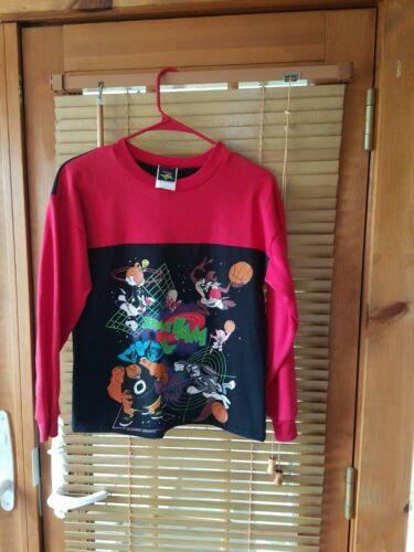 Vintage Space Jam 1996 Sweatshirt Shirt Original Y
