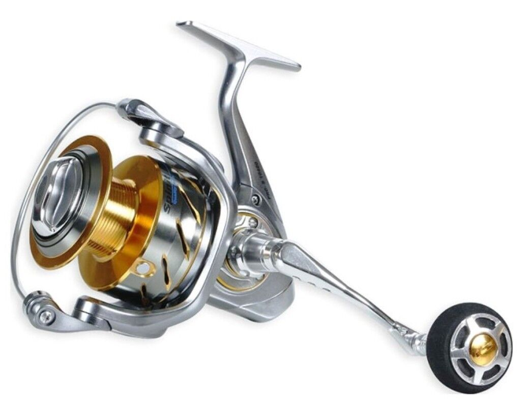 Kalikunnan Spinit PRO-S 10600 Pelagic   Offshore Spinning Reel (Only 1 in...