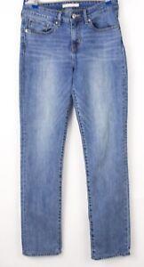 Levi's Strauss & Co Damen 712 Slim Jeans Stretch Größe W30 L32 BCZ624