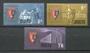 29775) Malta 1964 MNH New European Physicians