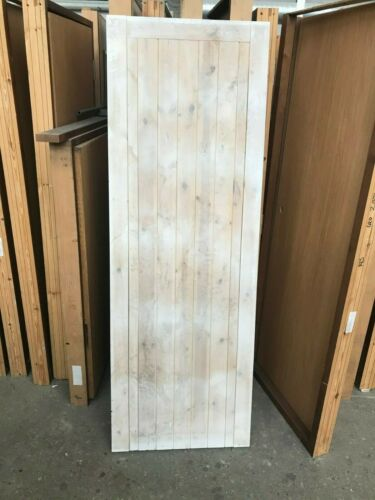 Softwood 6/'6 x 2/'3 FLB Shed Door