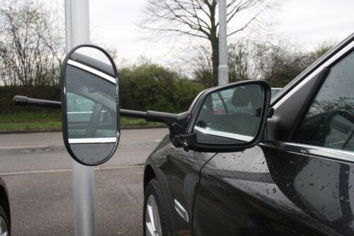 EMUK Wohnwagenspiegel Caravanspiegel BMW  5er F10 F11 ab 07//2013 100094 NEU