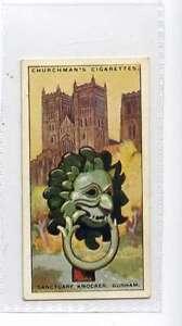 Jq085-100-Churchman-Interesting-Door-Knockers-Sanctuary-Knocker-1928-9