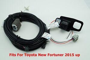 Toyota New Fortuner 2016 Genuine Backup Camera Original