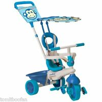 Smart Trike 4 In 1- Safari Monkeynew & Boxed.