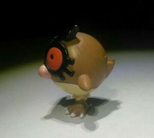 Vintage-HootHoot-Pokemon-Takara-TOMY-CGTSJ-Hoothoot-Johto-RARE-Original-Figure
