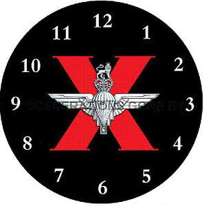 10 Horloge Murale Para-afficher Le Titre D'origine