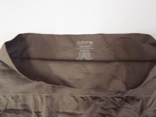 Yummie Tummie Seamless Mid-Rise Brief 1X//2X NEW Mink