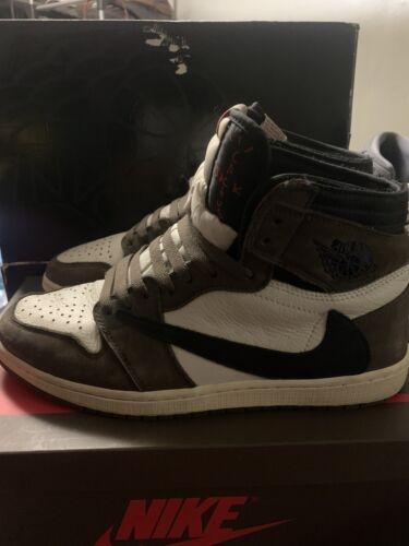 Size 12 - Jordan 1 Retro High OG x Travis Scott Mo
