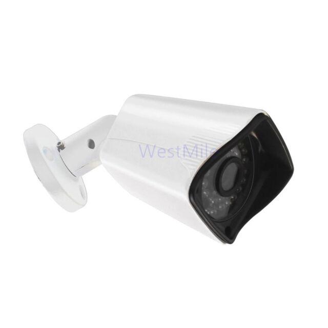 WM 1080P 2.0MP POE IP Camera Network Onvif Outdoor Security Waterproof  P2P 30IR