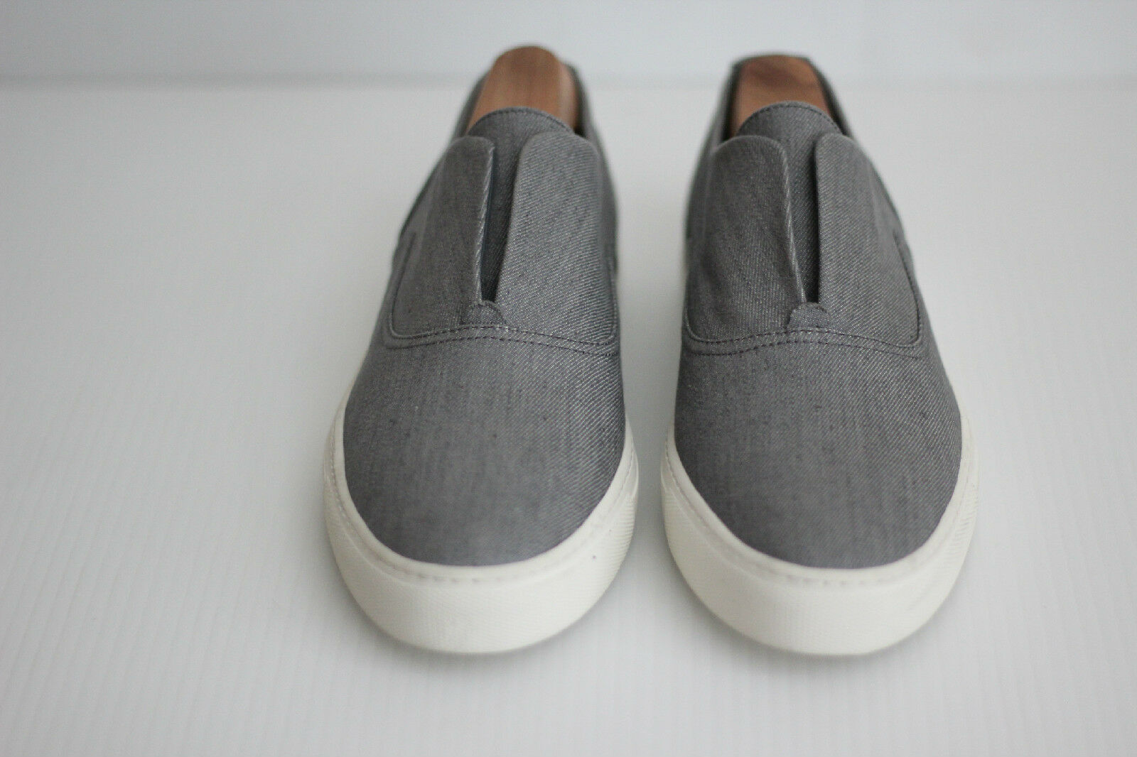 Vince - 'Nelson' Slip-On Sneaker - Vince Gray Denim - 11 M d55da3