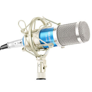 Neewer-NW-800-Professional-Studio-Condenser-Microphone-Set-Blue