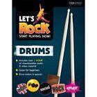 Rockschool Let's Rock Drums by Rockschool Ltd (Paperback, 2013)