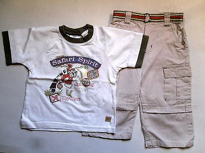 Ausdauernd Shirt Und Hose, Größe 74, 6-9 Monate