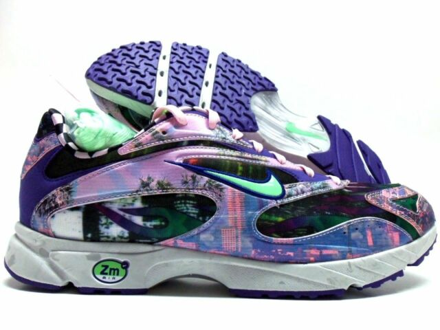 f9afc23dc7f4a8 Nike Zoom Streak Spectrum Plus Premium Sneakers Size 10 Court Purple  AR1533-500