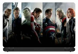 10-inch-Avengers-Laptop-Vinyl-Skin-Decal-Sticker-Cover-Somestuff247-LC018
