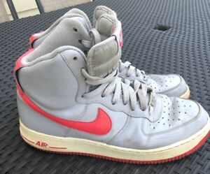 low priced f7616 fdb39 Image is loading VTG-Nike-Air-Force-1-High-size-9-