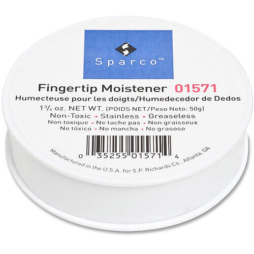 Sparco Sortkwik Fingertip Moistener
