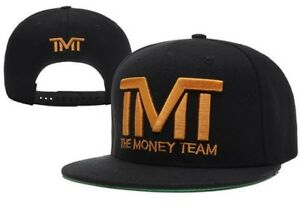 TMT-The-Money-Team-Floyd-Mayweather-Snapback-Hat-Cap