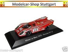 PORSCHE 917 K-Winner 24h Le Mans 1970-Spark 1:43 - map02027013-NUOVO & OVP