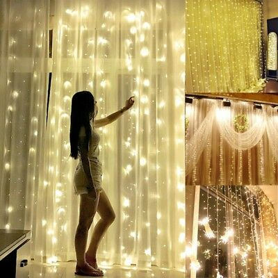 Fairy 5M 50 LED Ball String Lights IP43 Christmas Wedding Party Decorative T1L7