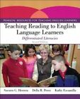 Teaching Reading to English Language Learners 9780132855198 Paperback