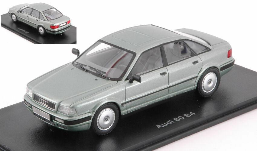 entrega rápida Audi 80 (b4) (b4) (b4) 1992 Light Metallic verde 1 43 Model NEO SCALE MODELS  la mejor selección de