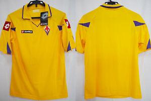 Details about 2010-2011 ACF Fiorentina Viola Gigliati Jersey Shirt Maglia Third Lotto M BNWT
