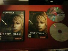 Silent Hill 3 By Konami Original Game Soundtrack Ost Factory For